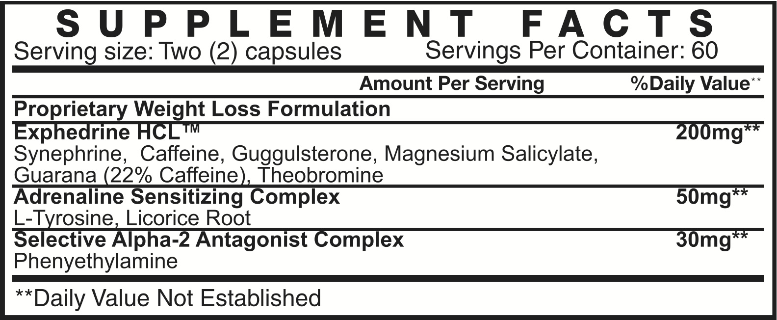 machine shed nutrition information