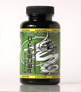 Tokkyo Recefit-D Stack|DHEA|Tokkyo Nutrition
