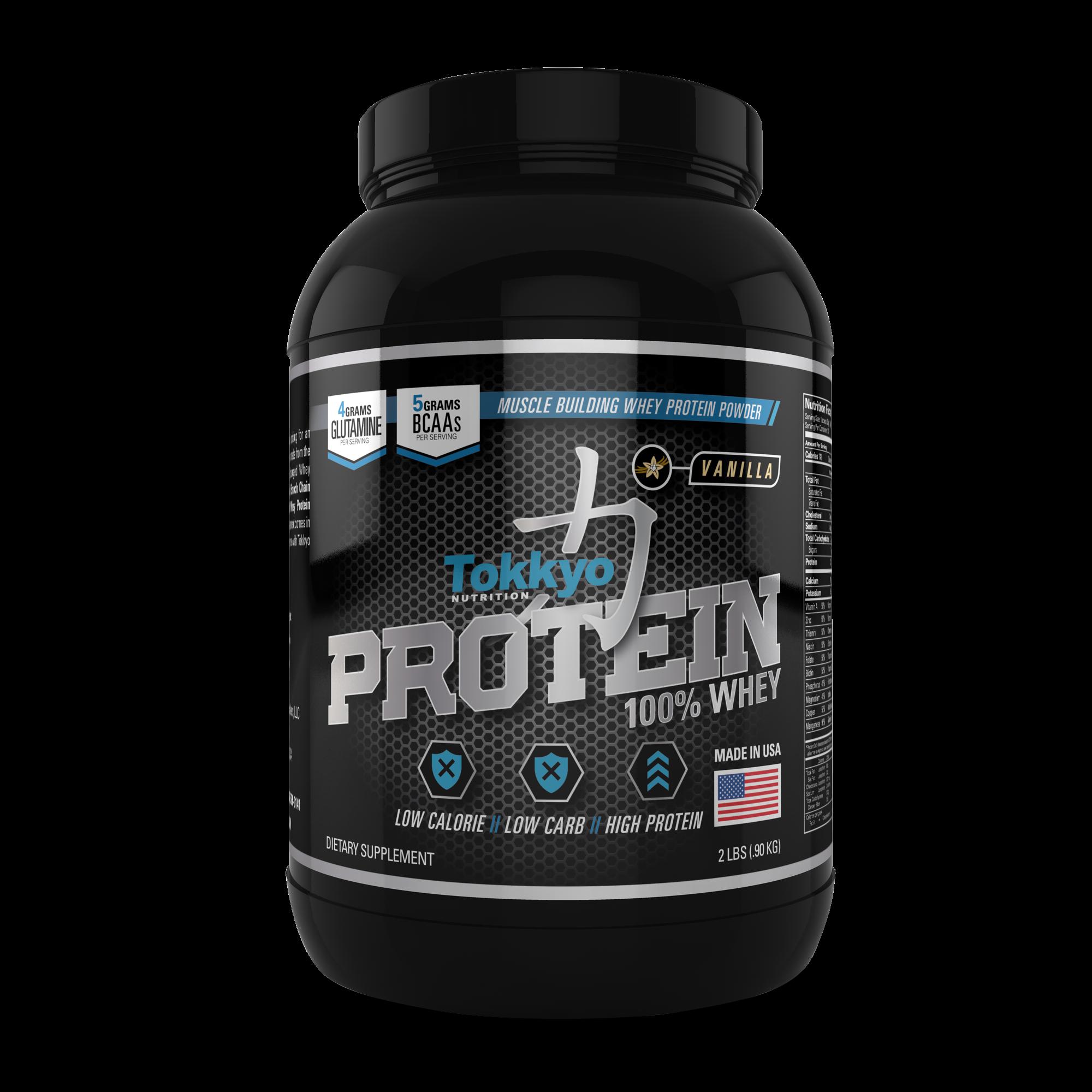 Nitrous Stack Tokkyo Nutrition: Whey Protein: The Underutilized Supplement