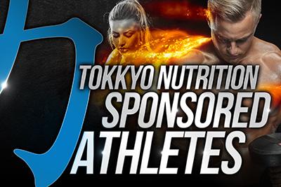 Sponsored Athletes