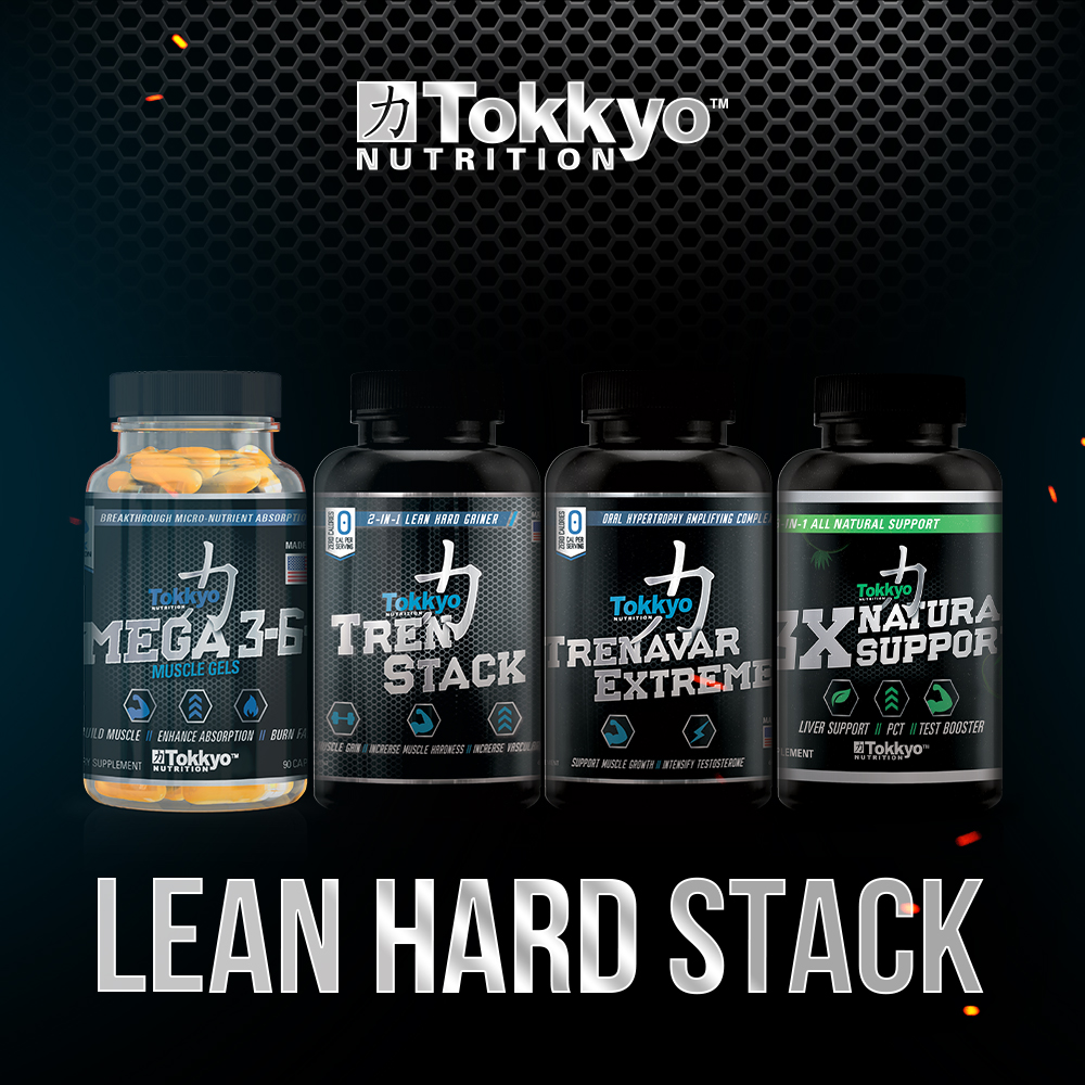 Nitrous Stack Tokkyo Nutrition: Get Ripped For Christmas?