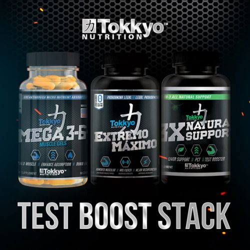 Test Boost Stack