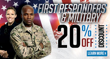 First Responders and Military Discounts