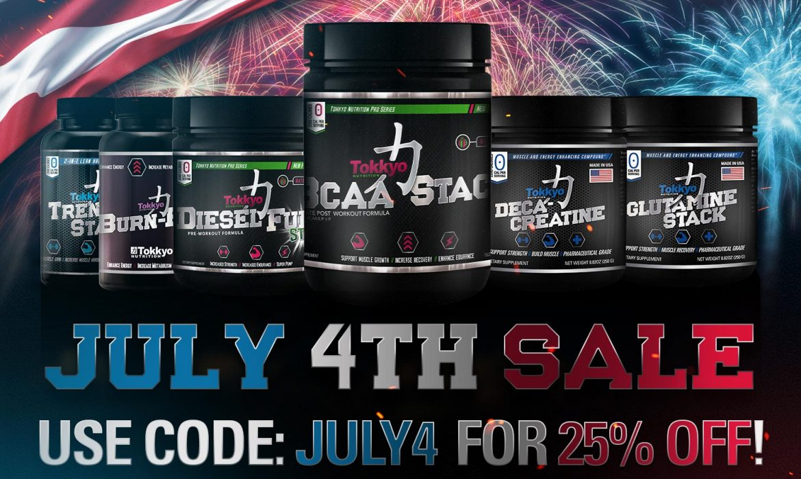 July 4th Sale Use Code July4